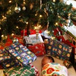 Reflections on having a new-born at Christmas