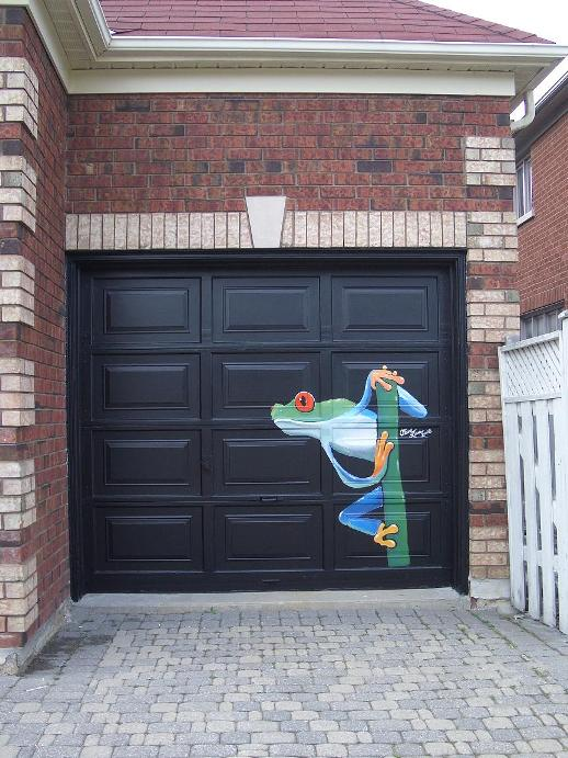 door art in your home | tim and olive