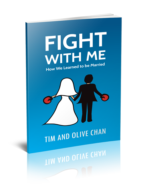 Fight With Me: How We Learned to be Married