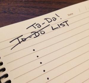 Ta-Da List