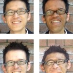 Chan Family as Manga Cartoons [The Face Transformer App]