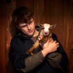How I Proposed with a Goat (instead of a Diamond Ring)