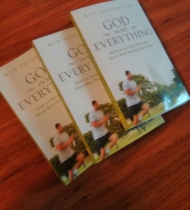 God In My Everything by Ken Shigematsu - Book Review