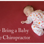 why bring a baby to the chiropractor
