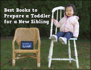 Best Books to Prepare a Toddler for a New Sibling
