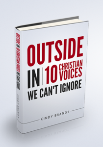 Cindy Brandt's Book, Outside In