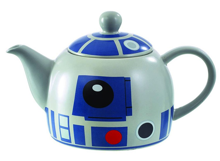 R2D2 Teapot