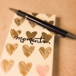 """Moments"": Our Word for 2016"