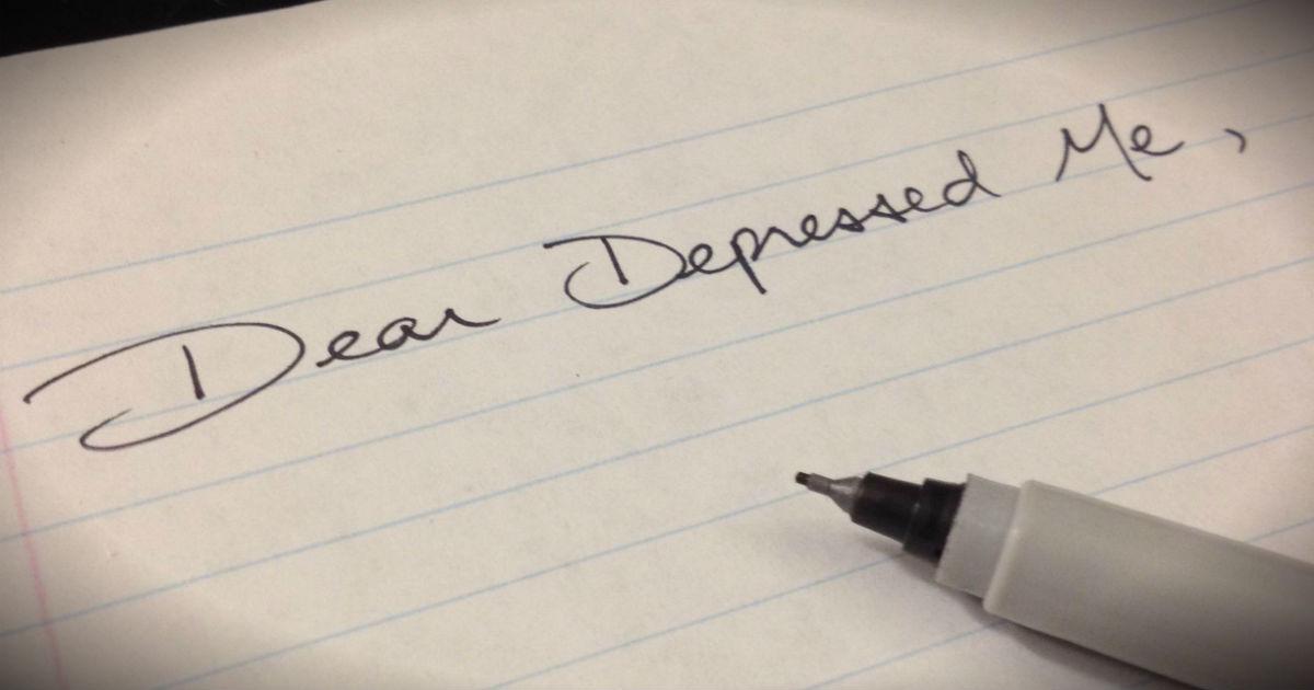 depressed-self