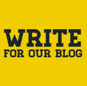 write for us – Tim and Olive's Blog